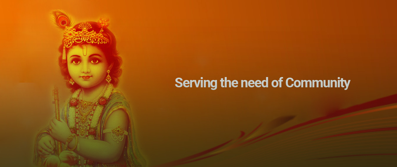 Serving the needs of the Hindu Community