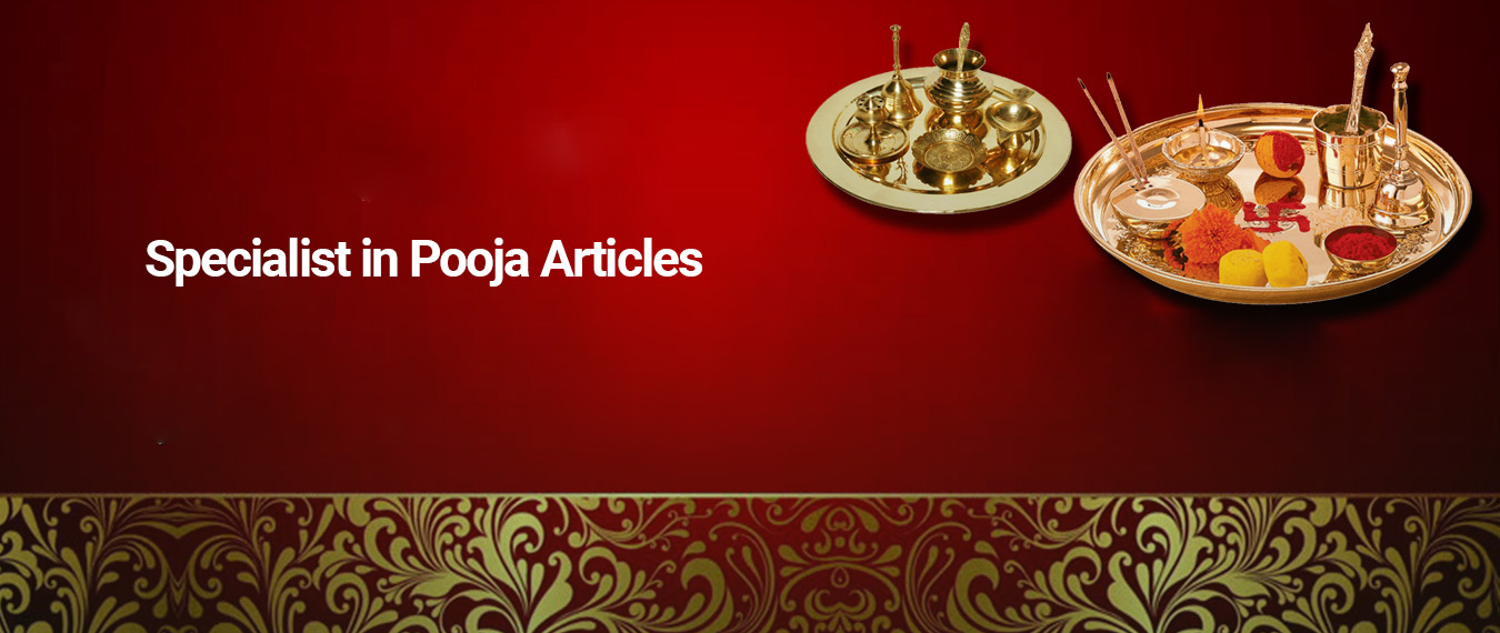 Specialist in Pooja Articles